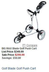 Shop for the latest electric golf trolley only at Sunrisegolfcarts.com