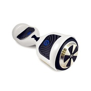 Chic 4WRD White Self Balancing Scooter Hoverboard 3-Year Warranty