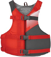 The new band's comfortable Stohlquist Youth Fit Life Jacket